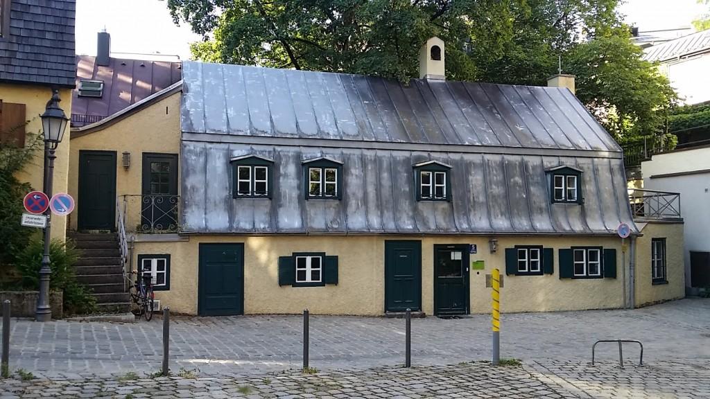 Hans-Beimler-Geburtshaus