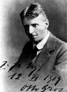 Otto Gross 1919