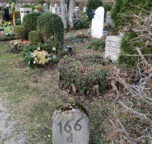 Gräberfeld 166d -Ostfriedhof-München