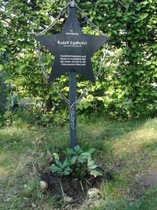 egelhofer-Grab Nordfriedhof 105