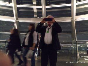 Hans Türk im Reichstag 2019