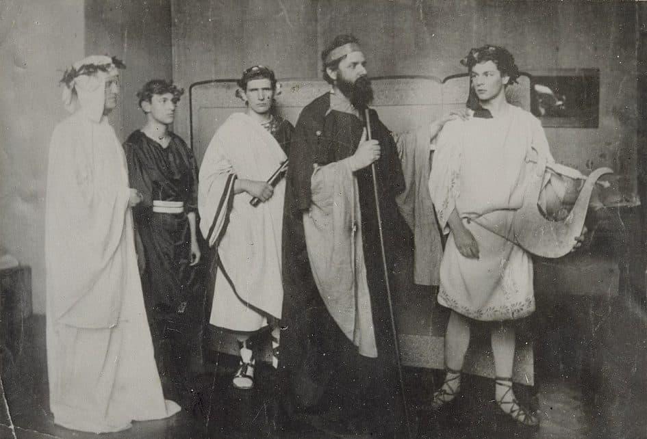 Henry von Heiseler, Stefan George, Karl Wolfskehl, Maximilian Kronberger